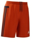 Comp Uniform Home Shorts (Orange/Navy)